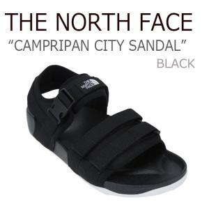 ノースフェイス サンダル THE NORTH FACE メンズ レディース CAMPRIPAN CI...