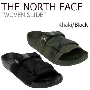ノースフェイス スリッパ THE NORTH FACE メンズ レディース WOVEN SLIDE ...