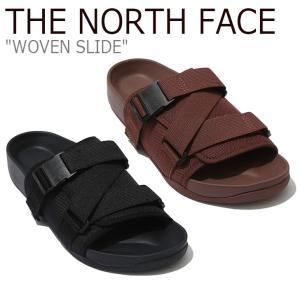 ノースフェイス サンダル THE NORTH FACE メンズ レディース WOVEN SLIDE ...