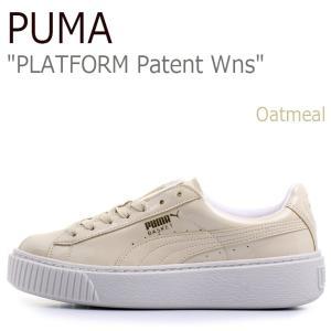 プーマ スニーカー PUMA レディース PLATFORM Patent Wns プラットフォーム . 088a4443d