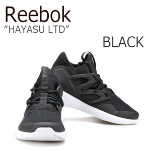 Reebok HAYASU LTD Black リーボック ハヤス ブラック BS7027 シューズ...