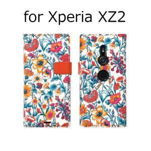 Xperia XZ2 ケース 手帳型 ZENUS Liberty Diary (ゼヌス リバティダイアリー)エクスペリア エックスゼット カバー お取り寄せ|option