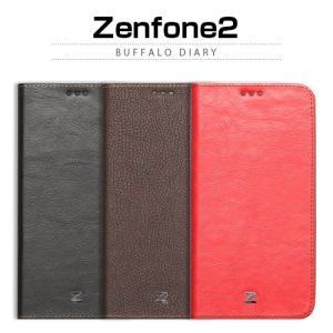 ZenFone2 ケース カバー ZENUS Buffalo Diary ゼヌス バッファローダイアリー ケース カバー スマホケース|option