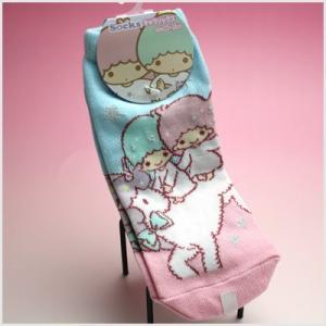 3点999円税抜|キキララ キキ&ララ ソックス(ゆめ星雲)|レディース靴下|or-box