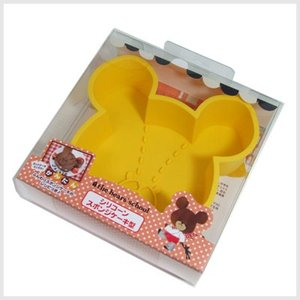くまのがっこう グッズ シリコーン スポンジケーキ型(お菓子/ケーキ型)|お菓子作り|or-box