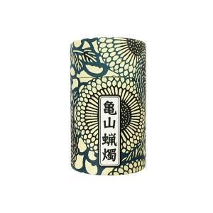 和遊10分蝋燭 五色の芯 ミニサイズ ローソク カメヤマ oraho