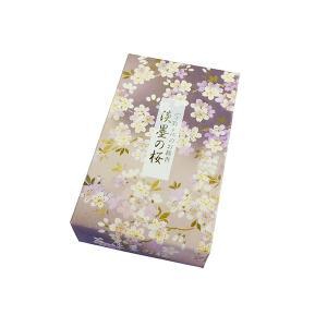 お線香 日本香堂 宇野千代 淡墨の桜 バラ詰|oraho