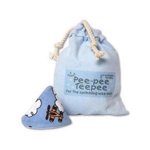 Beba Bean Pee-pee teepee男の子キャップ ランドリーバッグ付 エアプレン|orange-baby