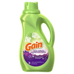 ゲイン ソフナー 柔軟剤 ムーンライトブリーズ 1530ml ゲイン(Gain) orange-heart