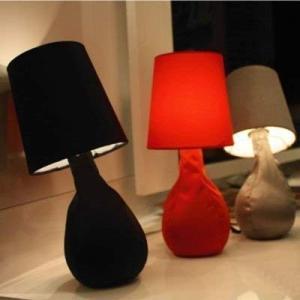 スタンドライト 可愛い リクトサック テーブルランプ M&Q LICHTSACK  卓上照明|orange-heart