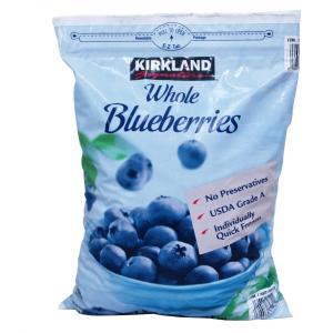 ブルーベリー KIRKLAND カークランド コストコ 冷凍ブルーベリー 2.27Kg