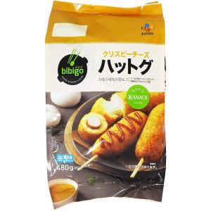 送料無料(東北〜中部) ハットグ クリスピーチーズ 480g(80g×6本) 韓国風アメリカンドッグ 冷凍品 コストコ 韓国 まとめ買い|orange-heart