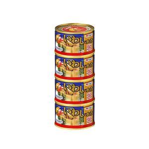 いわし水煮缶(鰯) 月花 マルハニチロ 200g×4缶 イワシ
