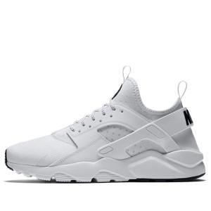NIKE Nike Air Huarache Run Ultra メンズ  WHITE/BLACK