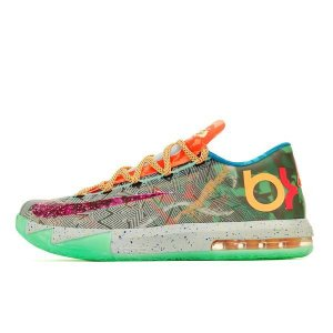 NIKE Nike KD 6 VI Premium What The KD (669809-500) メンズ  MULTI-COLOR/MULTI-COLOR|orange-orange