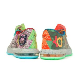 NIKE Nike KD 6 VI Premium What The KD (669809-500) メンズ  MULTI-COLOR/MULTI-COLOR|orange-orange|03
