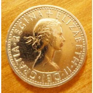 6ペンスコイン|orange58