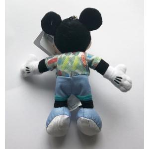 【定形外郵便発送】AULANI Disney アウラニディズニー限定のミッキーマウスとのぬいぐるみキーチェーン。(セットではありません) orange58 04