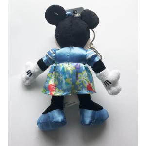 【定形外郵便発送】AULANI Disney アウラニディズニー限定のミッキーマウスとのぬいぐるみキーチェーン。(セットではありません) orange58 05