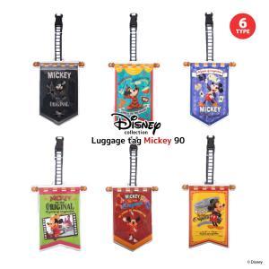 ディズニー ミッキーマウスフラッグデザイン ラゲージタグ|orange58