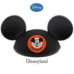 【宅配便発送】激レア!USAディズニーパーク公式 ミッキーイヤーハット 大人用フリーサイズ ミッキーマウス 帽子【Disney land】|orange58