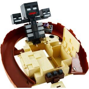 【宅配便発送】Hotwheels Minecraft Wither Summon Playset ホットウィールとマインクラフトのコラボ|orange58|02