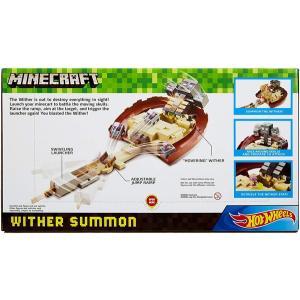 【宅配便発送】Hotwheels Minecraft Wither Summon Playset ホットウィールとマインクラフトのコラボ|orange58|04