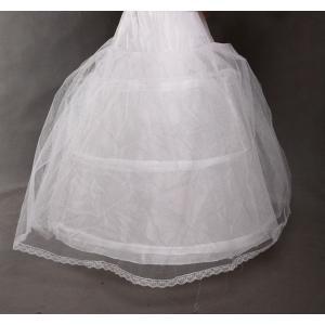 ドレス用パニエ3本ワイヤータイプ orange58