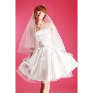 ブライダルベール N ウェディングドレス 結婚式 ウェディングベール|orange58