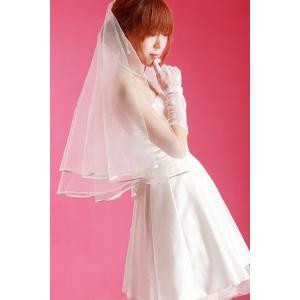 ブライダルベール N ウェディングドレス 結婚式 ウェディングベール|orange58|02