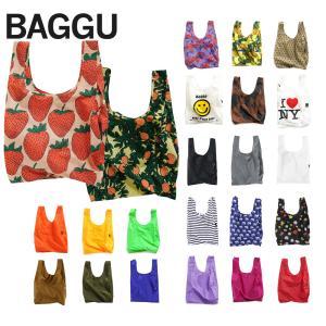 メール便送料無料/BAGGU(バグゥ)エコバッグ/スタンダードサイズ/STANDARD BAGGU/Mサイズ/バグー|orangecake