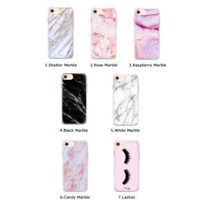 Casery(ケイスリー)iPhoneケース/大理石マーブル柄/つけまつげ柄/アイフォンカバー/iPhone8/7/6/6s、iPhone8Plus/7Plus/6Plus/6sPlus、iPhoneX|orangecake|03