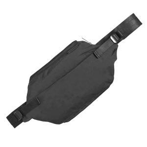 コートエシエル(Cote&Ciel)ISARAUメッセンジャーバッグ メモリーテックブラック/28675/Isarau Memory Tech Black orangecake