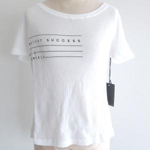 Fontlab Clothing(フォントラブクロージング)YOURSELF Tシャツ/アイボリー|orangecake