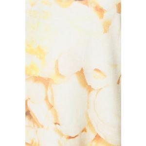 ローカルセレブリティ(Local Celebrity)ポップコーン柄スウェットトレーナー/長袖ロングTシャツ/レディース/popcorn duran top|orangecake|03