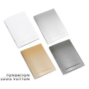 メール便送料無料/パリ限定!LOUIS VUITTON/ルイヴィトン美術館/ノート4冊セット/ドット柄/FONDATION LOUIS VUITTON/Polka-dotted Notebook|orangecake