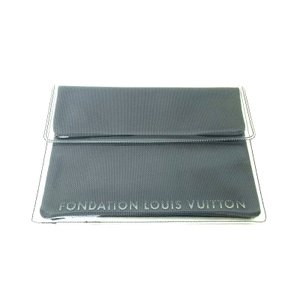 メール便送料無料/パリ限定!LOUIS VUITTON/ルイヴィトン美術館/タブレットケース/小物ポーチ/FONDATION LOUIS VUITTON/Tablet Pouch|orangecake|02