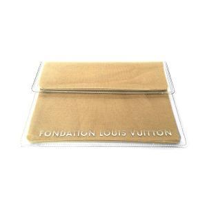 メール便送料無料/パリ限定!LOUIS VUITTON/ルイヴィトン美術館/タブレットケース/小物ポーチ/FONDATION LOUIS VUITTON/Tablet Pouch|orangecake|03