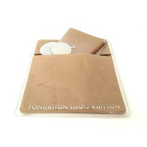 メール便送料無料/パリ限定!LOUIS VUITTON/ルイヴィトン美術館/タブレットケース/小物ポーチ/FONDATION LOUIS VUITTON/Tablet Pouch|orangecake|04