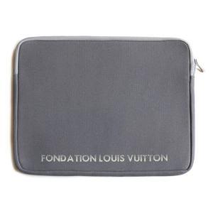 パリ限定!LOUIS VUITTON/ルイヴィトン美術館/ノートパソコン&タブレットケース 13インチラップトップケース/小物ポーチ/FONDATION LOUIS VUITTON|orangecake|02
