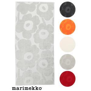 マリメッコ(marimekko)ウニッコ柄バスタオル/UNIKKO SOLID BATH TOWEL|orangecake