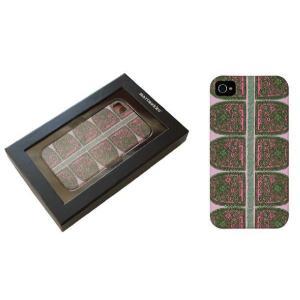 マリメッコ(marimekko)サトゥラiPhone4、4Sハードケース(iPhone4、4SCOVER/SATULA) orangecake