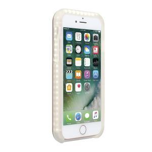 レベッカミンコフ(Rebecca Minkoff)光るLED iPhone6、7、8ケース/ミラーローズゴールド/iPhone6|orangecake|03