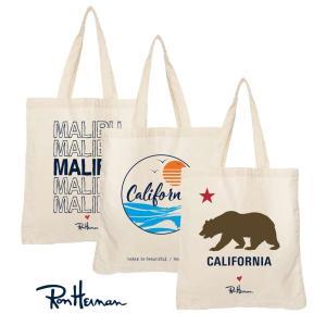 メール便送料無料/ロンハーマン(Ron Herman)トートバッグ エコバッグ/California Bear|orangecake
