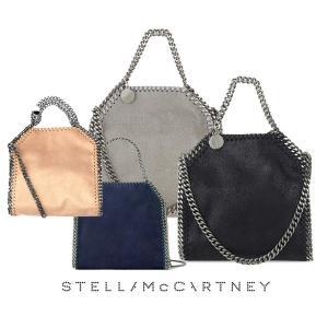 2019年秋冬モデル/ステラマッカートニー(STELLA McCARTNEY)タイニーハンドバッグ ショルダーバッグ ファラベラ シャギーディア/Tiny Bella|orangecake
