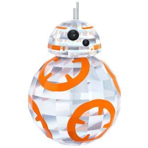 スワロフスキー(SWAROVSKI)スターウォーズ BB-8/フォースの覚醒/Star Wars BB-8/クリスタルオブジェ/スワロフスキー社製置物|orangecake