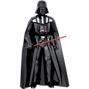 スワロフスキー(SWAROVSKI)スターウォーズ ダースベイダー/Star Wars Darth Vader/クリスタルオブジェ/スワロフスキー社製置物|orangecake
