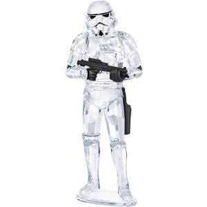 スワロフスキー(SWAROVSKI)スターウォーズ ストームトルーパー/Star Wars Stormtrooper/クリスタルオブジェ/スワロフスキー社製置物|orangecake