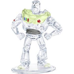 スワロフスキー(SWAROVSKI)トイ・ストーリー バズ・ライトイヤー/Disney Pixar's Toy Story/クリスタルオブジェ/スワロフスキー社製置物|orangecake