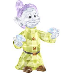 スワロフスキー(SWAROVSKI)ドーピー/白雪姫 七人の小人/クリスタルオブジェ/ディズニーコラボ/ Disney Snow White Dopey/置物|orangecake